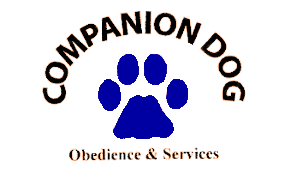 Companion Dog Logo