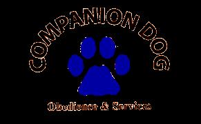 Companion Dog Logo